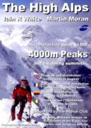 Cover of: The High Alps (Alpiniste)