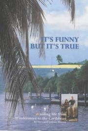 Cover of: It's Funny But It's True
