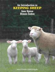 Cover of: An Introduction to Keeping Sheep