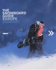 Cover of: The Snowboard Guide Europe