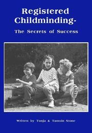 Cover of: Registered Childminding - The Secrets of Success