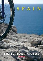 Cover of: The Trailrider Guide - Spain (Trailrider Guide)