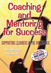 Cover of: Coaching and Mentoring for Success
