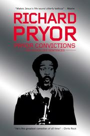 Cover of: Pryor Convictions
