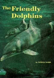 Cover of: The friendly dolphins
