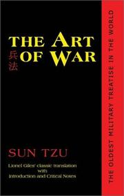 Cover of: Sun Tzu On the Art of War