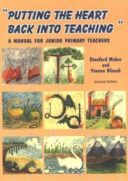 Cover of: Putting the Heart Back into Teaching
