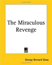 Cover of: The miraculous revenge