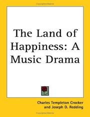 Cover of: The Land of Happiness