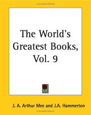 Cover of: The World's Greatest Books