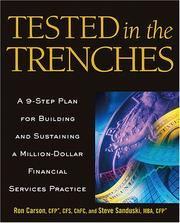 Cover of: Tested in the Trenches
