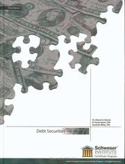 Cover of: Derivatives and Risk Management