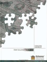 Cover of: Debt Securities