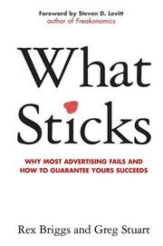 Cover of: What Sticks