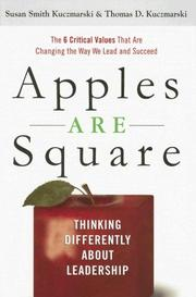 Cover of: Apples Are Square