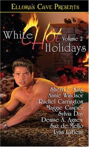 Cover of: White Hot Holidays, Vol. II