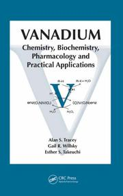 Cover of: Vanadium
