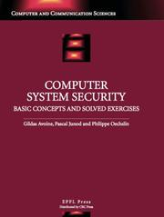 Cover of: Computer System Security