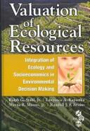 Cover of: Valuation of Ecological Resources