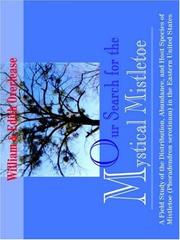 Cover of: Our Search for the Mystical Mistletoe