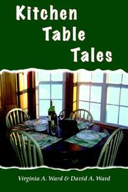 Cover of: Kitchen Table Tales