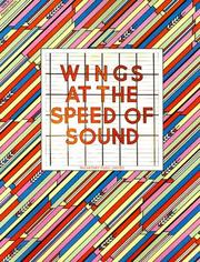 Cover of: Wings - At the Speed of Sound