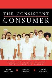 Cover of: The Consistent Consumer - Perfect Bound