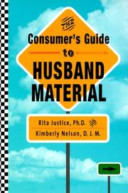 Cover of: The Consumer's Guide to Husband Material