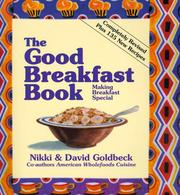 Cover of: The Good Breakfast Book