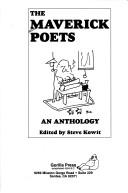 Cover of: The Maverick Poets