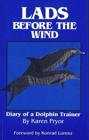 Cover of: Lads Before the Wind