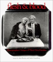 Cover of: Flesh and Blood