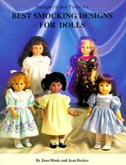 Cover of: Best Smocking Designs for Dolls