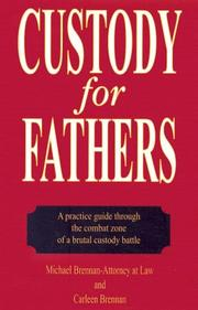 Cover of: Custody for Fathers