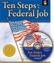 Cover of: Ten Steps to a Federal Job