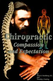 Cover of: Chiropractic