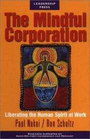 Cover of: The Mindful Corporation