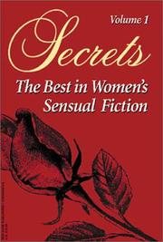 Cover of: Secrets, Vol. 1