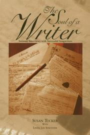 Cover of: The Soul of a Writer
