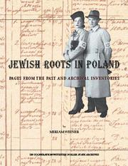 Cover of: Jewish Roots in Poland