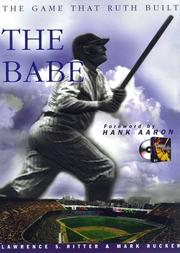 Cover of: The Babe