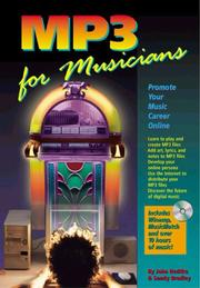 Cover of: Mp3 for Musicians