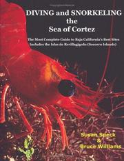 Cover of: Diving and Snorkeling the Sea of Cortez