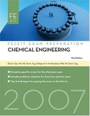 Cover of: Chemical Engineering