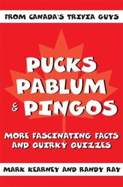 Cover of: Pucks, Pablum and Pingos
