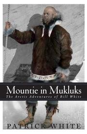 Cover of: Mountie in Mukluks