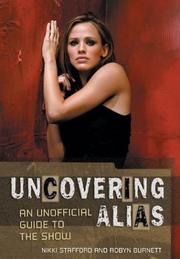 Cover of: Uncovering <I>Alias</I>