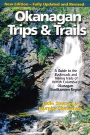 Cover of: Okanagan Trips and Trails