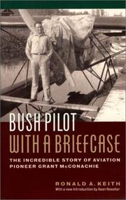 Cover of: Bush Pilot With a Briefcase