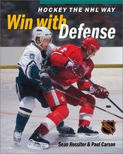 Cover of: Hockey the NHL Way
